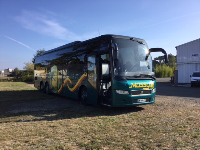 Used bus - Coach 9900 LHD - Volvo Usedbus Center - Certified